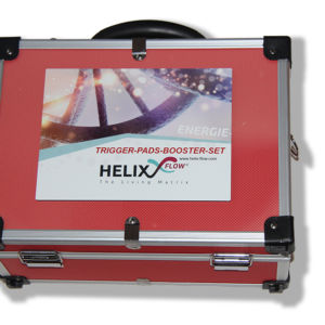 Helix-Flow, Trigger-Pads-Booster-Set, Sport Reha, Helix Flow, Freiburg, Schwingungen, Klangfrequenzen, Therapie, Prävention, Rehabilitation