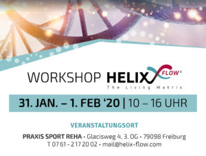 Sport Reha, Helix Flow, Freiburg, Seminar, Klangfrequenzen, Therapie, Prävention, Rehabilitation
